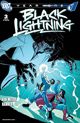 Black Lightning: Year One No.3 (sur 6)