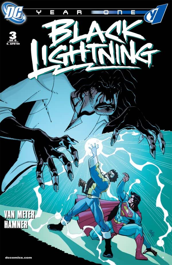 Black Lightning: Year One #3