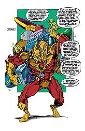 The New Titans (1984-1996) #93