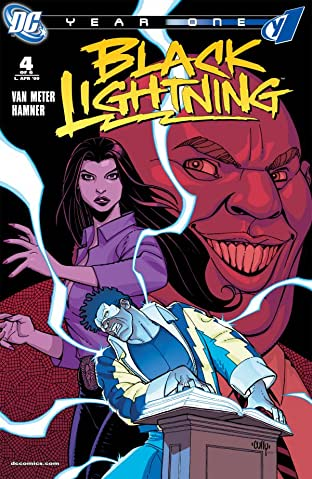 Black Lightning: Year One #4 (of 6)