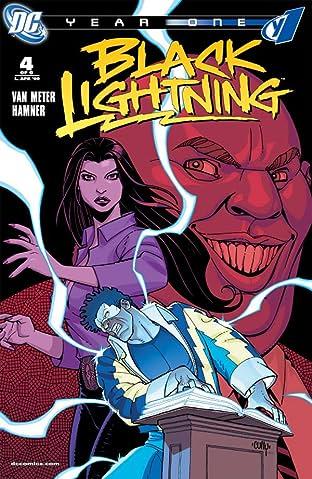 Black Lightning: Year One #4