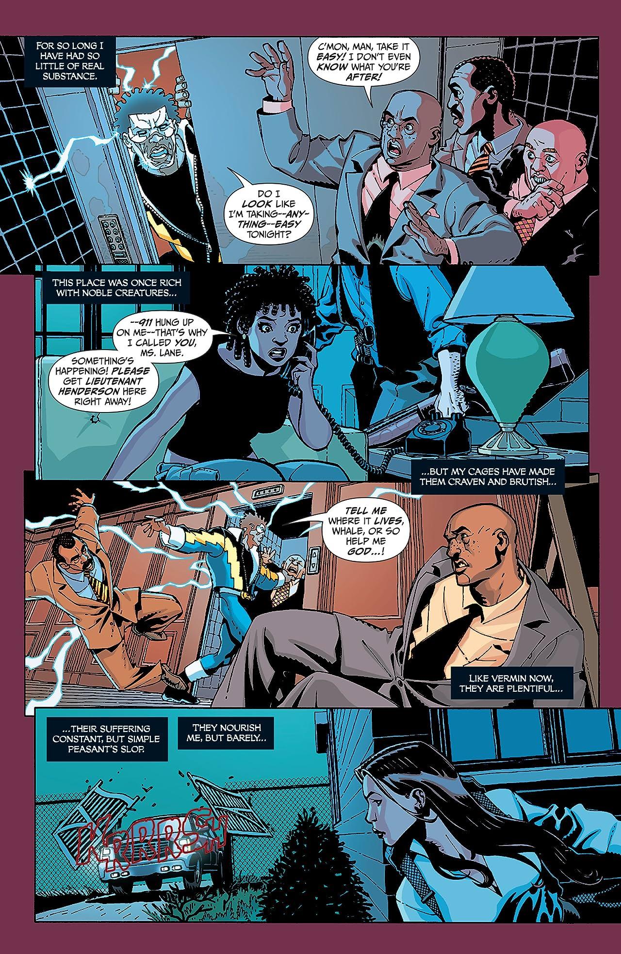 Black Lightning: Year One #4 (of 6)