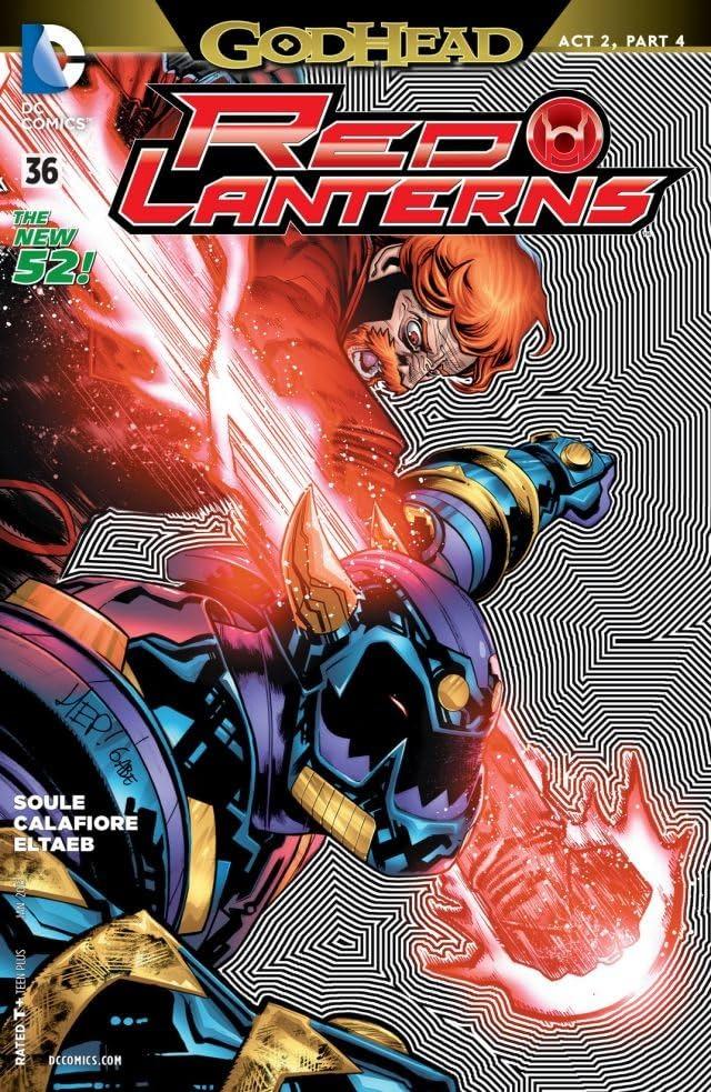 Red Lanterns (2011-2015) #36