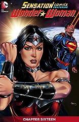 Sensation Comics Featuring Wonder Woman (2014-) #16