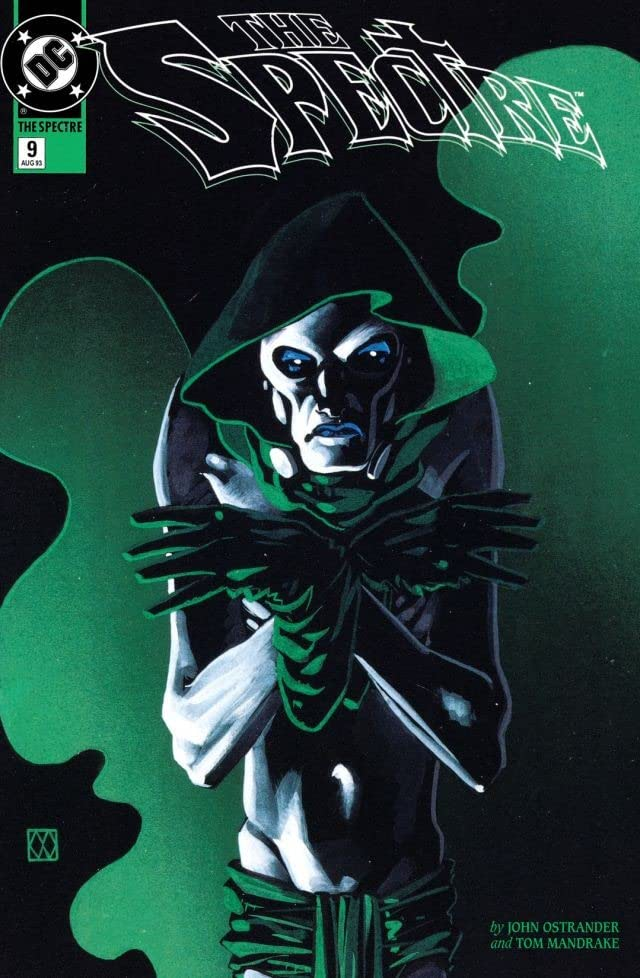 The Spectre (1992-1998) #9