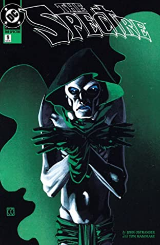 The Spectre (1992-1998) #9