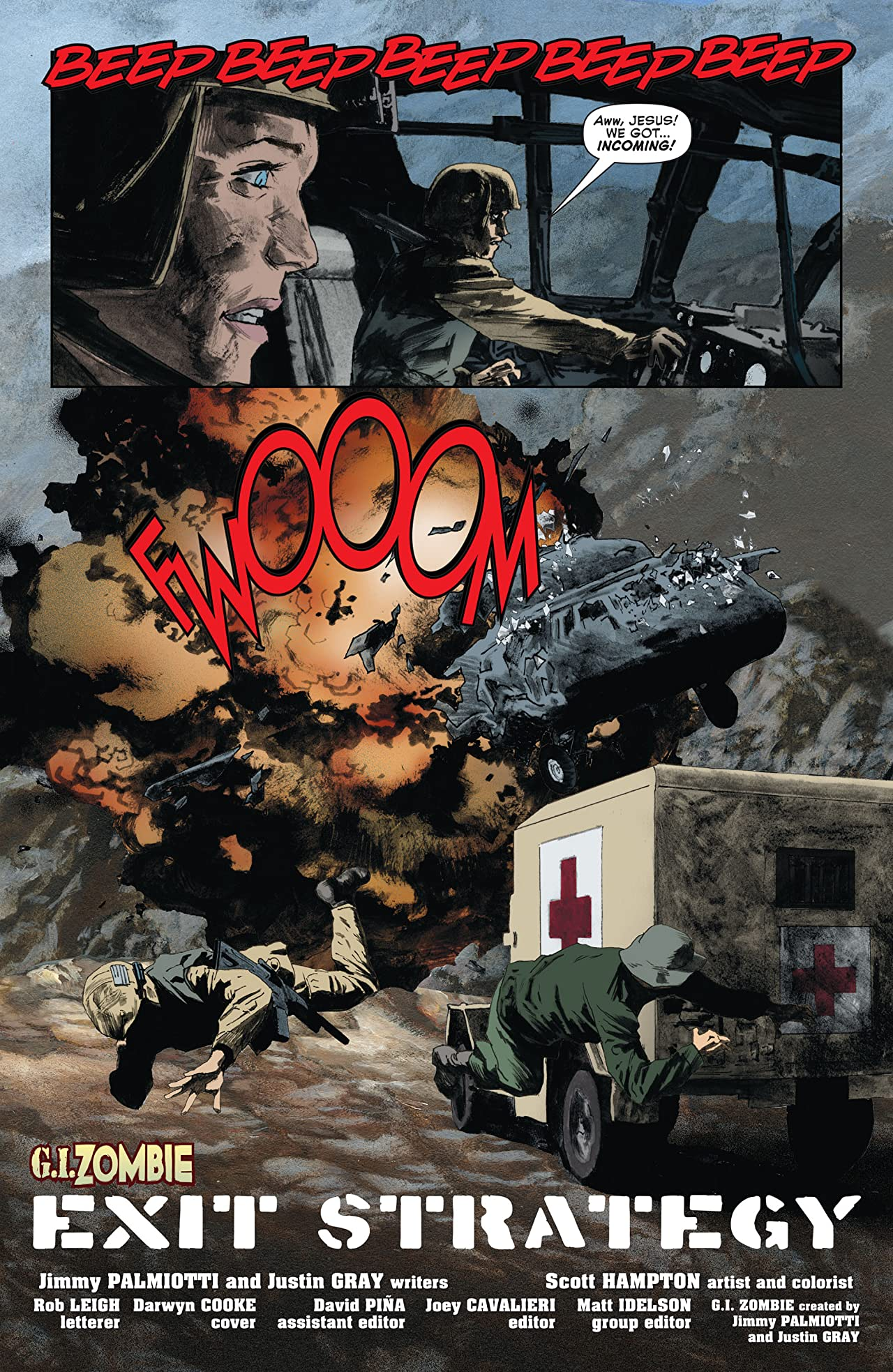 Star Spangled War Stories (2014-2015) #4