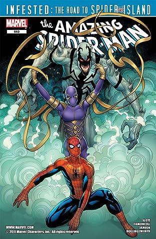 Amazing Spider-Man (1999-2013) No.663