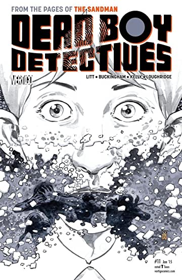 The Dead Boy Detectives (2013-2014) #11