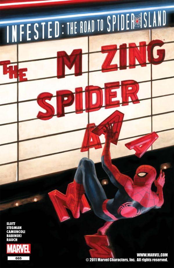 Amazing Spider-Man (1999-2013) #665