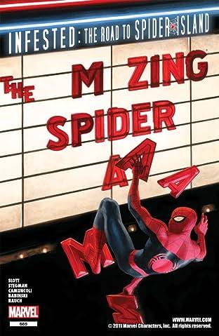 Amazing Spider-Man (1999-2013) No.665