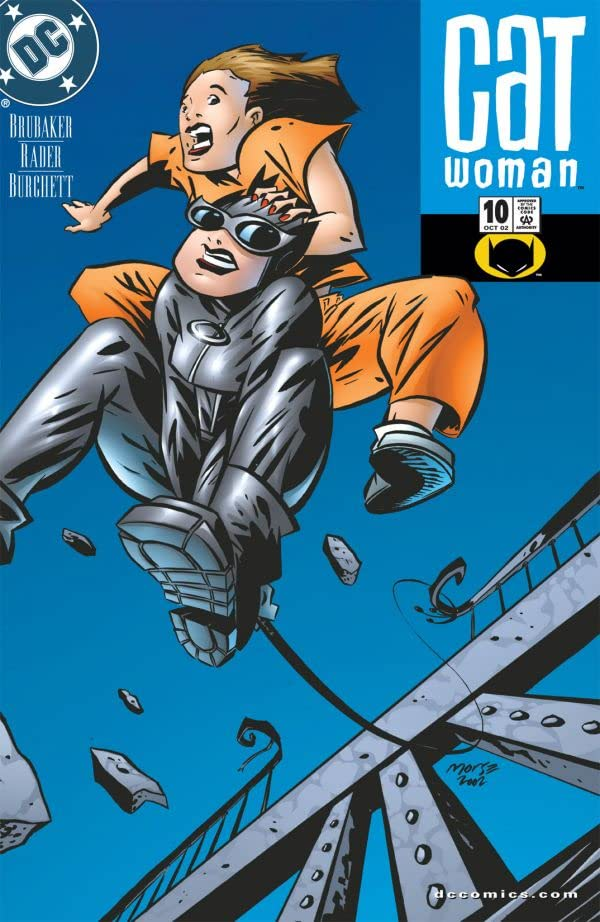 Catwoman (2002-2008) #10