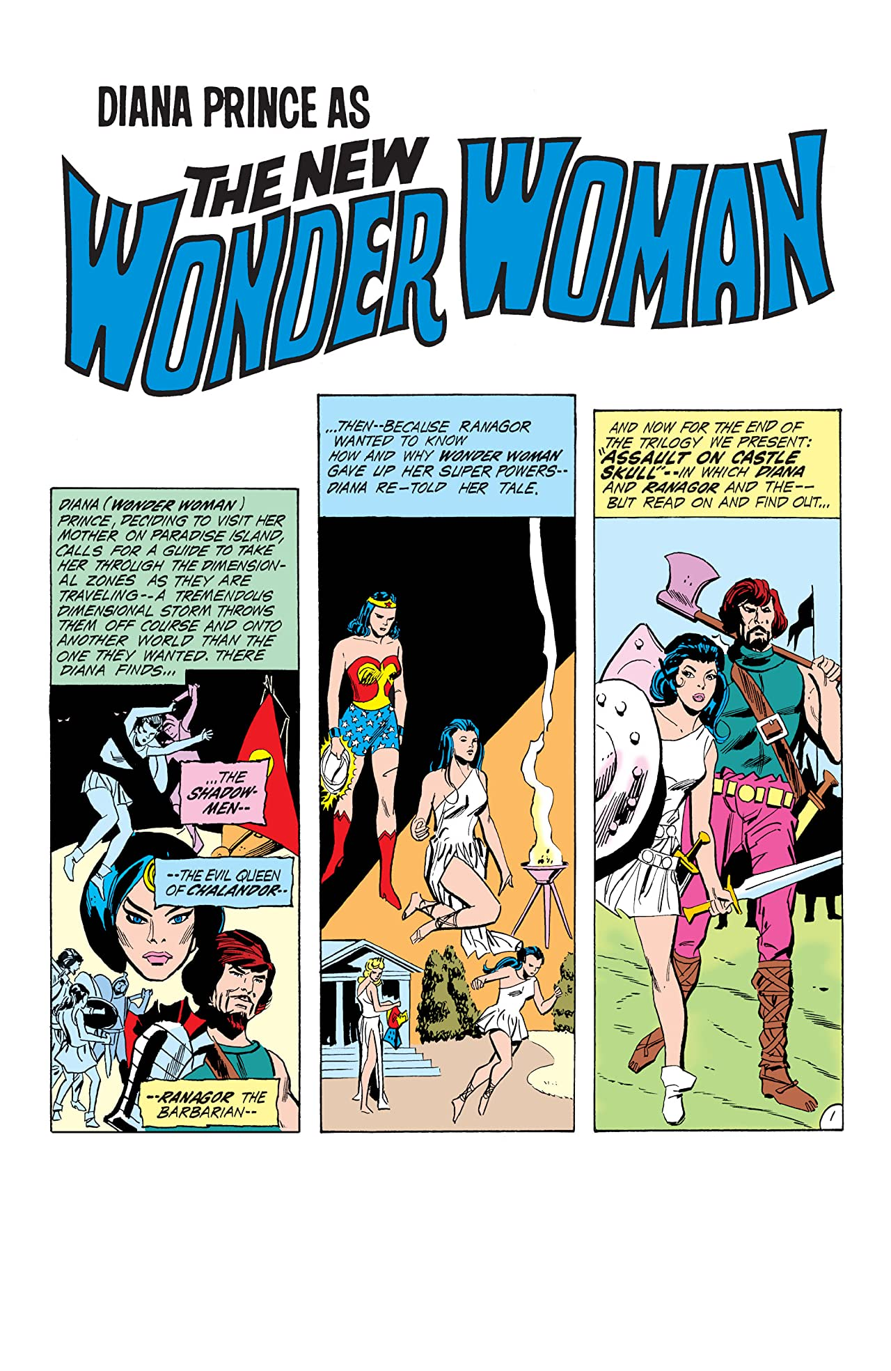 Wonder Woman (1942-1986) #192