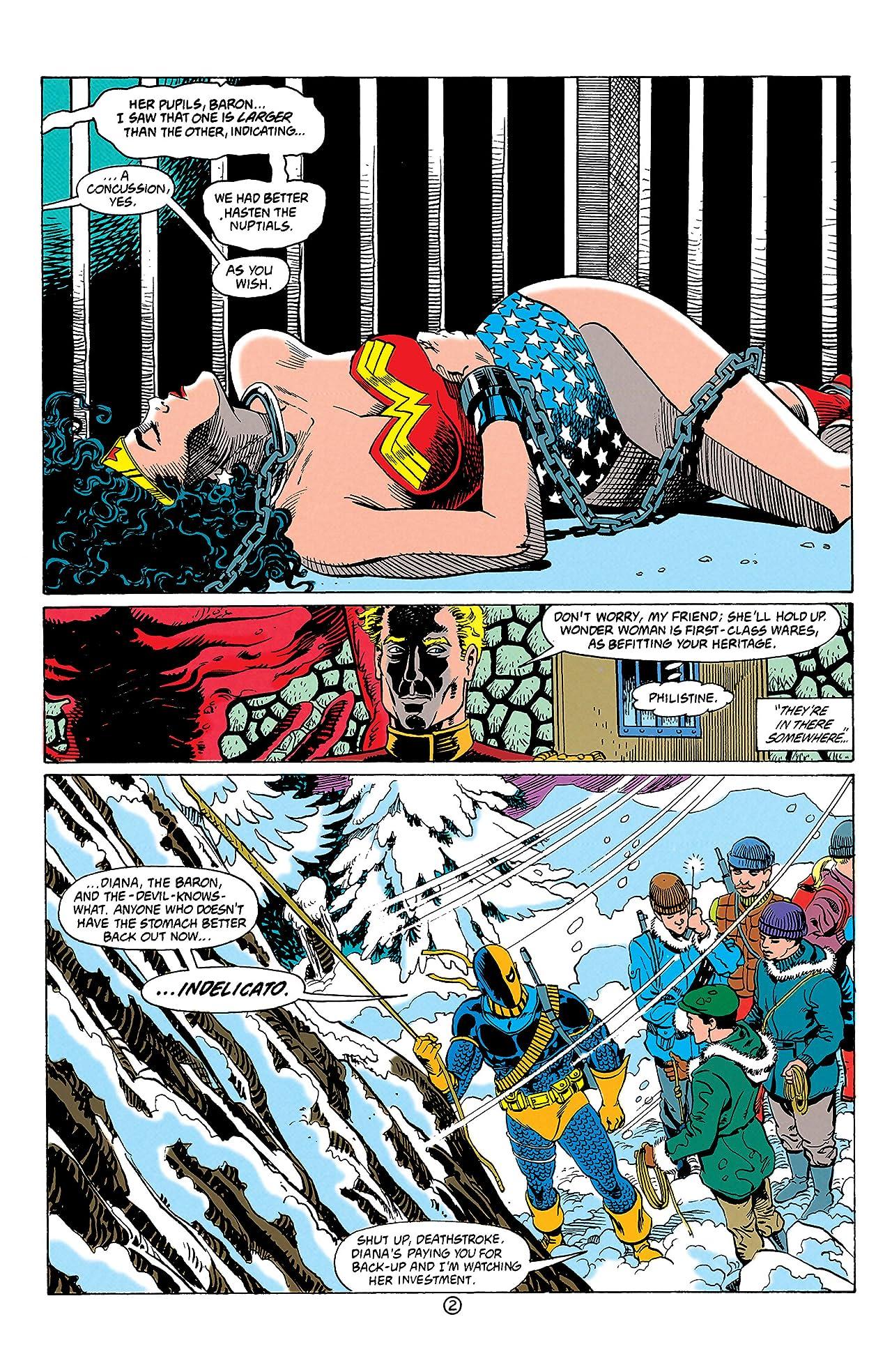 Wonder Woman (1987-2006) #63