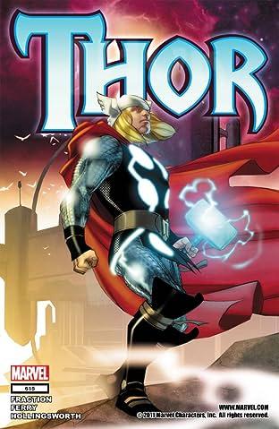 Thor (2007-2011) #615