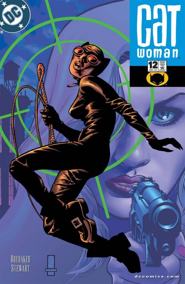Catwoman (2002-2008) #12