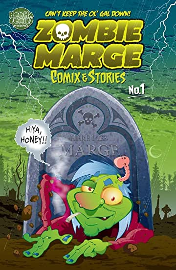 Zombie Marge Comix & Stories #1