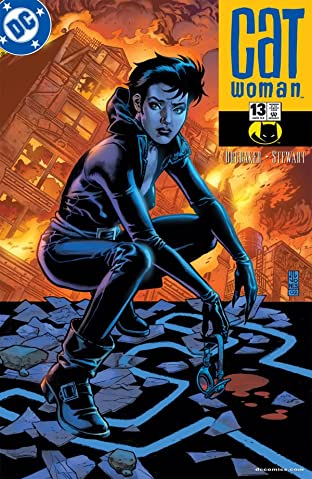 Catwoman (2002-2008) #13