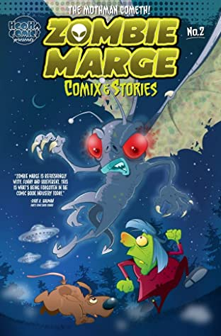 Zombie Marge Comix & Stories #2
