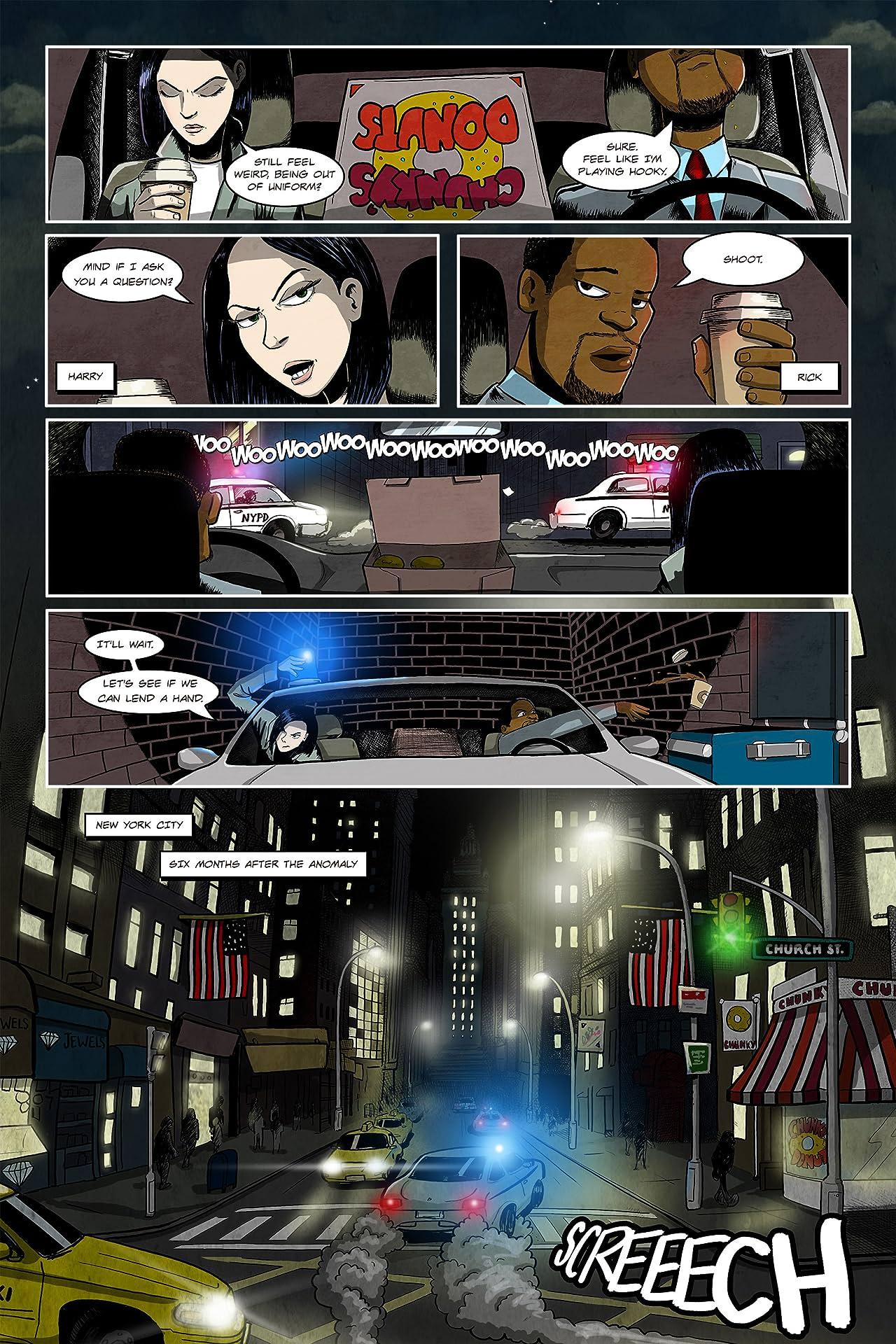 NYPD Weird #1