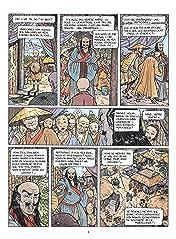 Le vent des dieux Vol. 3: L'Homme oublié