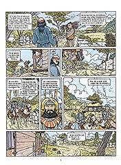 Le vent des dieux Vol. 4: Lapin-tigre