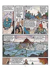 Le vent des dieux Vol. 5: La Balade de Mizu