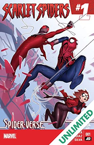 Scarlet Spiders (2014) #1 (of 3)