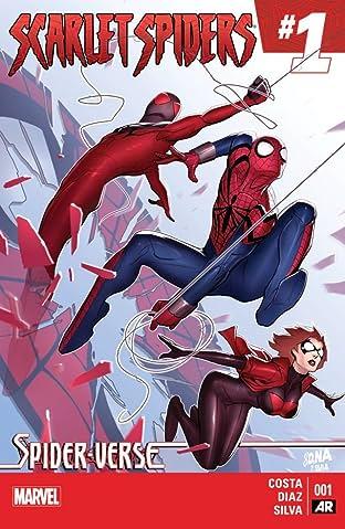 Scarlet Spiders (2014) #1 (of 3)