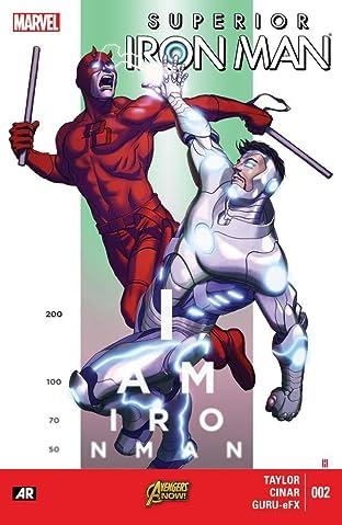 Superior Iron Man (2014-2015) #2