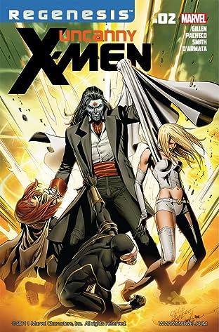 Uncanny X-Men (2011-2012) No.2