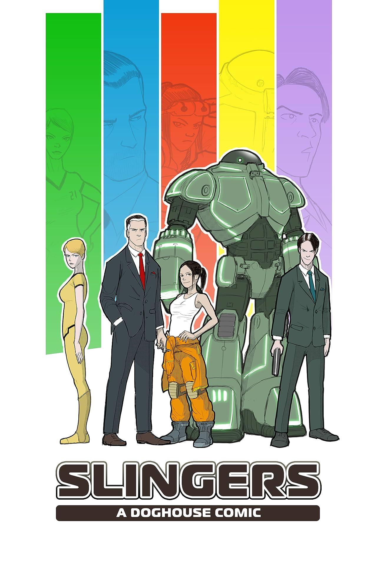 Slingers #1