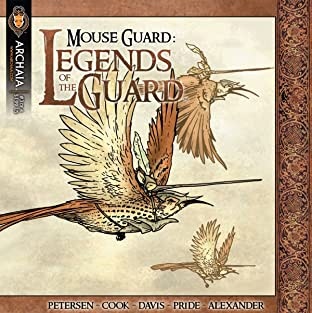 Mouse Guard: Legends of the Guard Tome 1 No.3 (sur 4)