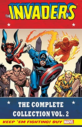 Invaders Classic: The Complete Collection COMIC_VOLUME_ABBREVIATION 2
