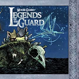 Mouse Guard: Legends of the Guard Vol. 1 #4 (of 4)