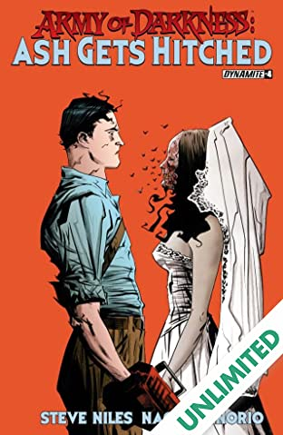 Army of Darkness: Ash Gets Hitched #4 (of 4): Digital Exclusive Edition