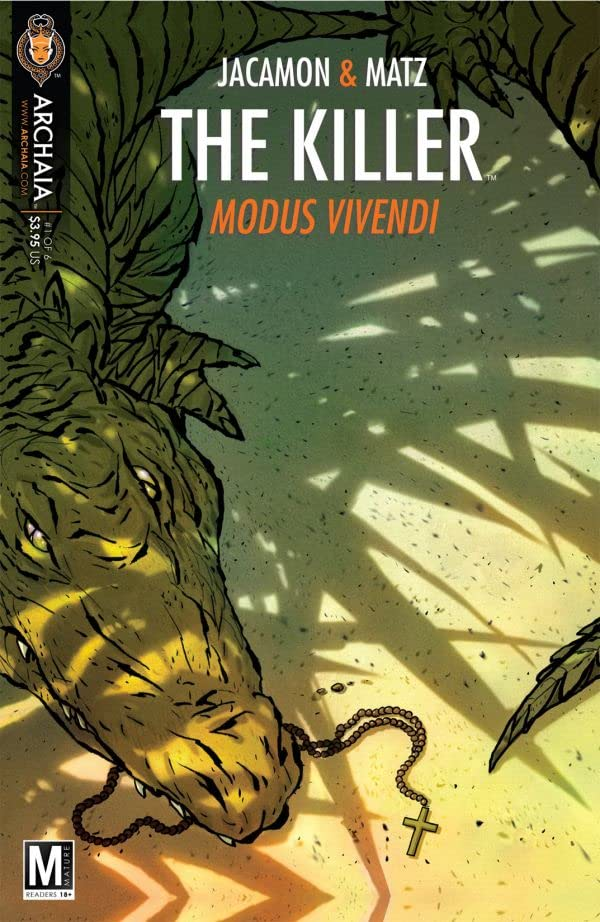 The Killer: Modus Vivendi #1 (of 6)
