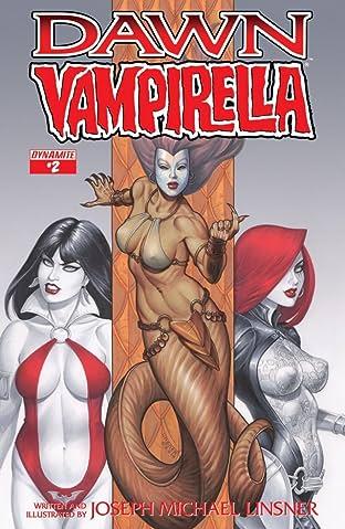 Dawn/Vampirella #2 (of 6): Digital Exclusive Edition