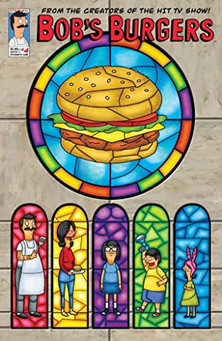 Bob's Burgers #4 (of 5): Digital Exclusive Edition