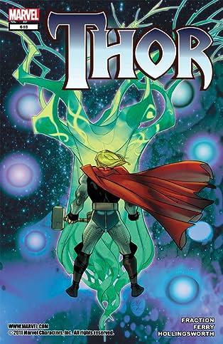 Thor (2007-2011) #616
