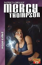 Patricia Briggs' Mercy Thompson: Moon Called #6