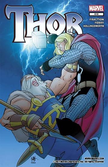 Thor (2007-2011) #619