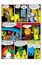 The Green Hornet: Golden Age Re-Mastered #4