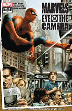 Marvels: Eye of the Camera #2 (of 6)