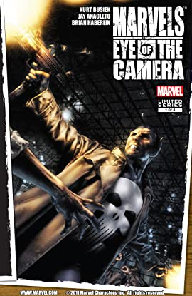 Marvels: Eye of the Camera COMIC_ISSUE_NUM_SYMBOL3 (of 6)