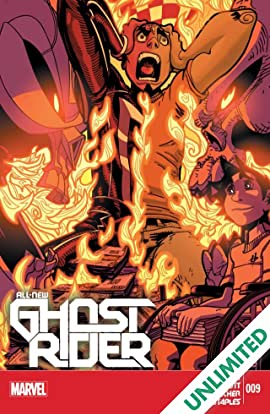 All-New Ghost Rider (2014-2015) #9