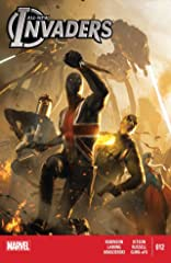 All-New Invaders (2014-) #12