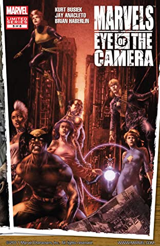 Marvels: Eye of the Camera #5 (of 6)