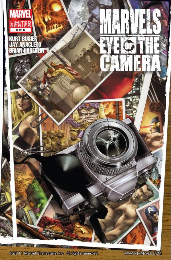 Marvels: Eye of the Camera #6 (of 6)