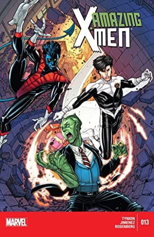 Amazing X-Men (2013-2015) #13